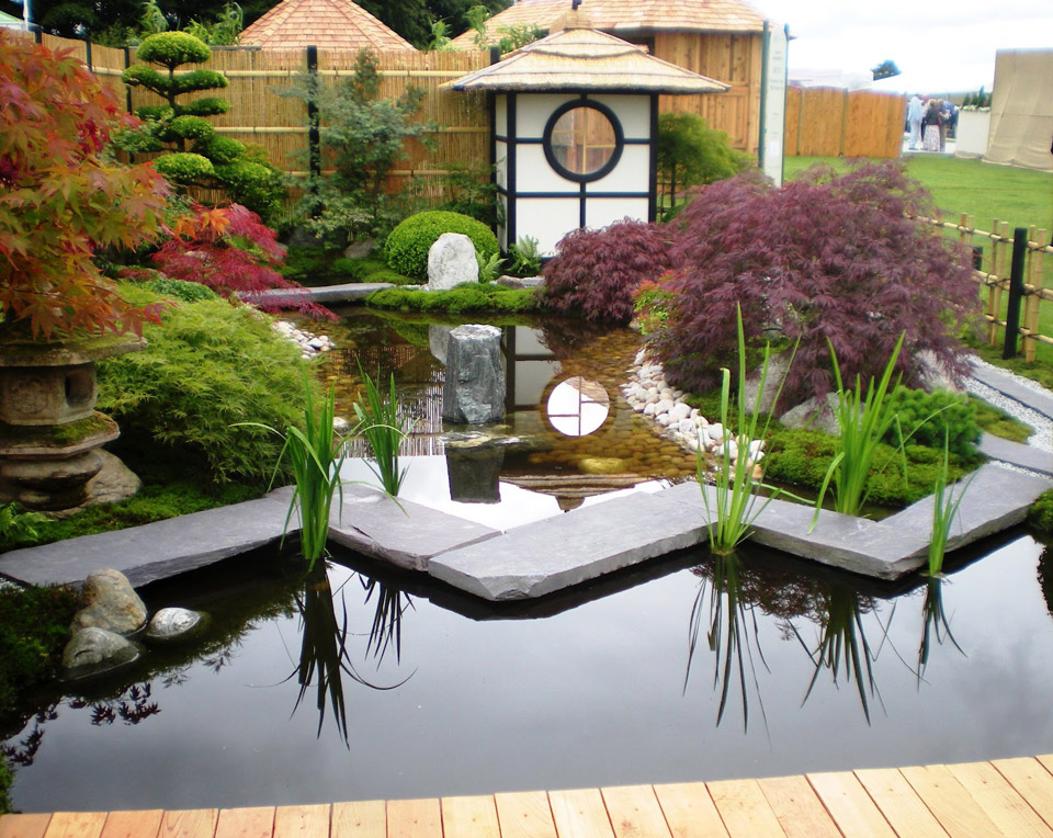 zen landscapes  home, Garden idea